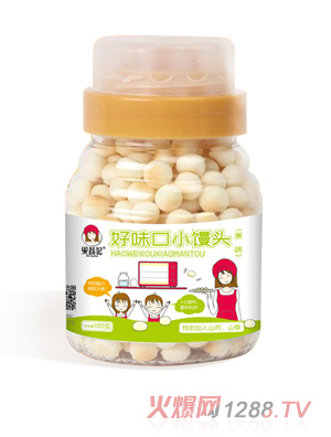 果蔬妃药食同源果蔬小馒头-原味