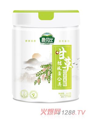 鲁贝比甘草桔梗蒲公英营养米粉 桶装