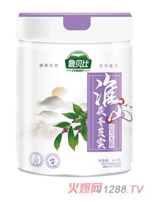 鲁贝比淮山茯苓芡实营养米粉 桶装