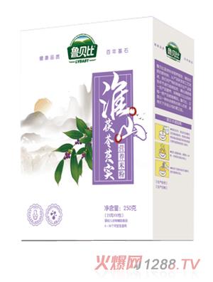 鲁贝比淮山茯苓芡实营养米粉 盒装