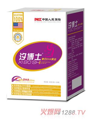 汐博士多复合DHA藻油90g