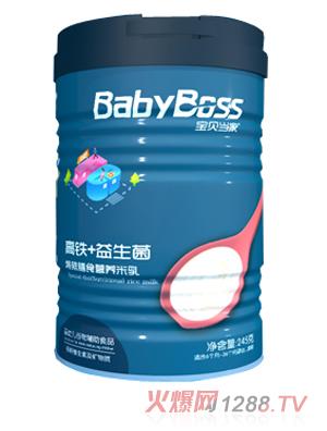 宝贝当家高铁+益生菌特殊膳食营养米乳