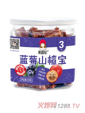 果蔬妃蓝莓山楂宝