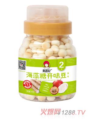 果蔬妃海藻糖开味豆 原味