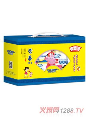 贝婴可藻油DHA+强化锌+益生菌营养礼盒