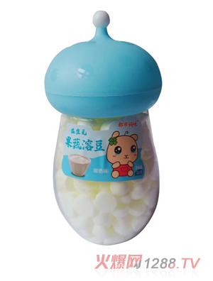 都市妈咪益生元果蔬溶豆 酸奶味