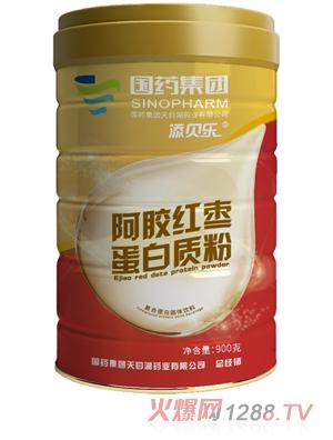 国药集团添贝乐阿胶红枣白质粉