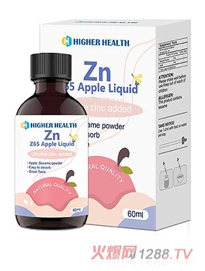 海加尔Z65苹果饮液(锌滴剂)